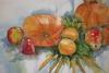 Orange fruits and veggies