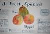 Fruit flyer