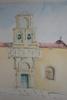 Church square on Crete